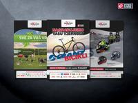 VIP Loyalty program - multiple ads design
