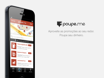 Poupe.me app mobile old ios6