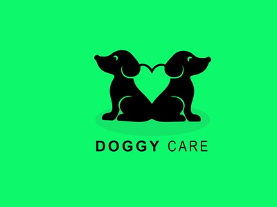 Doggy Care Logo Design