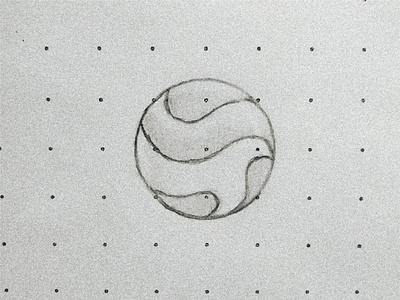 Bird Skech agency travel 2d logo sketching curve sea symbol mark simple design sketch sketchbook bird illustration logo design branding logo drawing skech