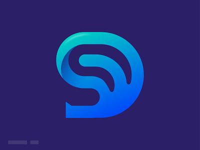 Letter D lettering logotype logodesign best logo gradient modern logo clean logo letter d n o p q r s t u v w x y z a b c d e f g h i j k l m design letter logo illustration creative abstract logo design branding logo