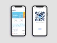 Wallet app for Bitcoin