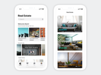 Real Estate discovery app