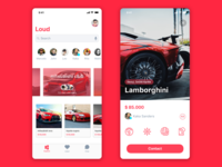 Cars marketplace app