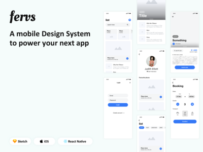 Fervs for React Native