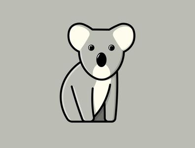 Cute Koala Bear