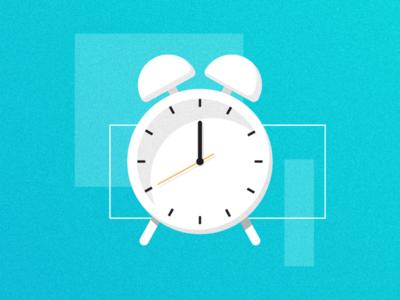 Minimalistic Alarm Clock