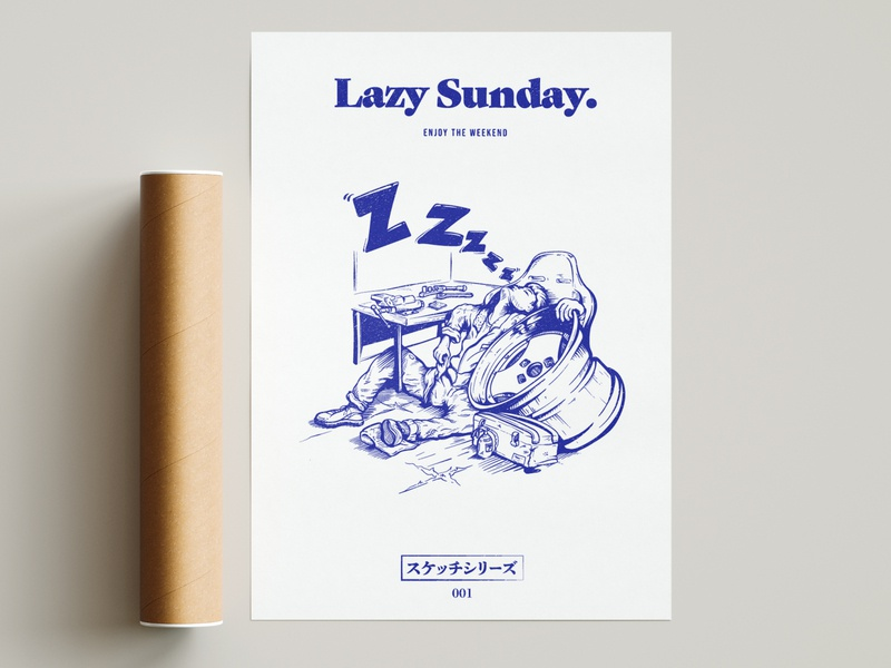 Lazy Sunday - 001