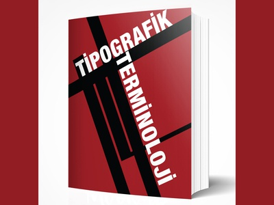 Typographic Terminology Book Design