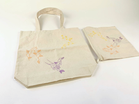 """""""The Nature of Physical Touch"""" Bag Design"""