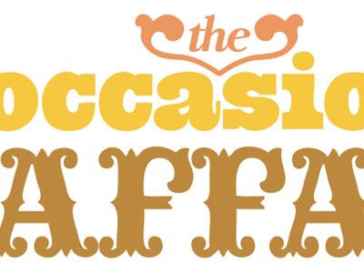 The Occasional Affair Logo 2
