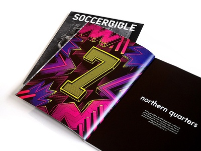 Soccerbible Collab Issue 7