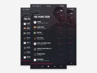 Event Tracklist (Lovesound)