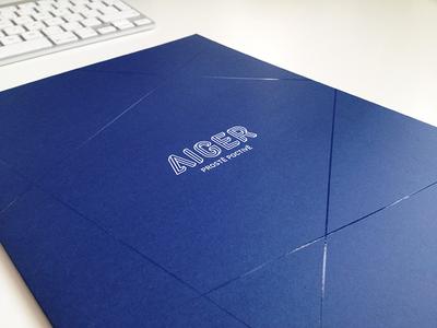 AIGER   document folder