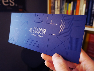PF card for AIGER