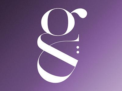 All Güd. serif antiqua g logo corporate identity monogram branding logo identity typography