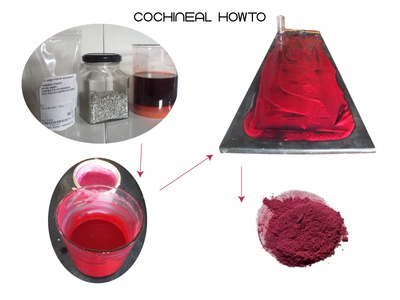 Cochineal Howto
