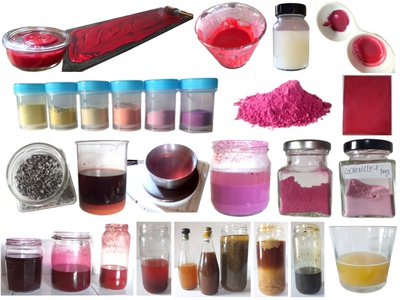 Making Pigments
