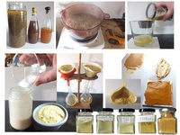 Making Pigments Process