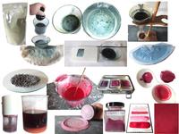 Blu Indigo & Red Cochineal Howto