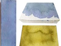 Sophora and Vegetal blue
