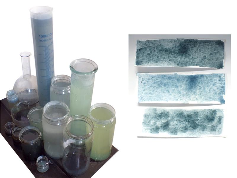Indigo Blues plant-based natural indigo blu chromatic colours craft