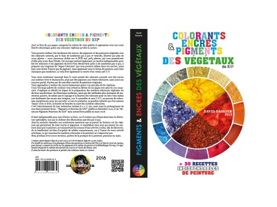 Cover New Book 2018 new book colours chromatic craft