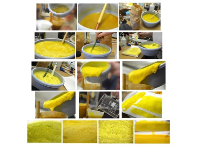 Yellow Workshop illustrator cc colours chromatic craft