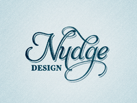 Nudge Design - New Logo