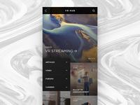 News/Blog Mobile Landing