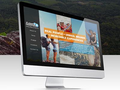 Level 20 Website Design