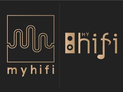 My Hifi Logo Concepts