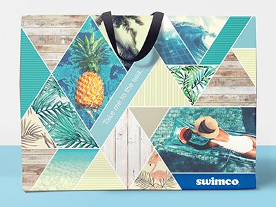 Swimco Recyclable Bag Design