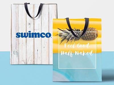 Swimco Recyclable Bag Design 2