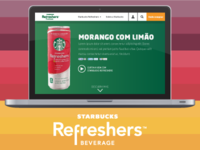 Starbucks Refreshers Desktop Version - Final