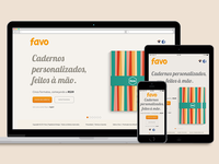 Favo Design - Home Page - Responsive