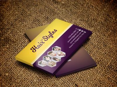 BerberShop Business Card