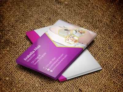 Spa/Skin Care Business Card