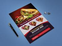 Resturant Flyer