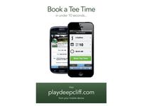 PressTee Golf Reservation App