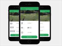 Golf Reservation App