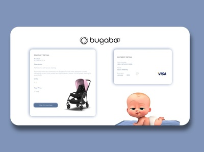 Daily UI - 002 / Checkout screen