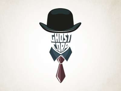 023 ghost corp logo