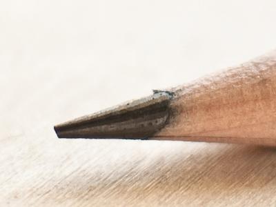 039 pencil sharpening