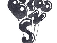 Random Doodles - Balloons
