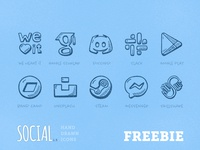 Social Icons Update
