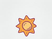Summer sun 4