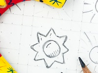 Summer sun 1