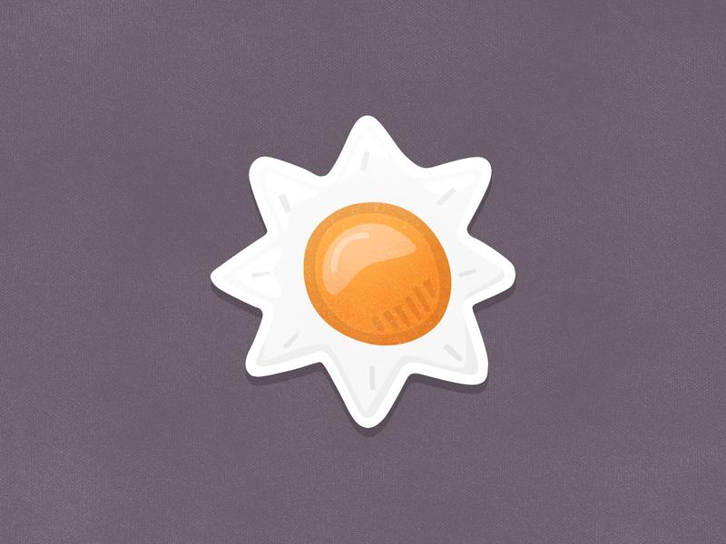 Sun Sunny Side Up