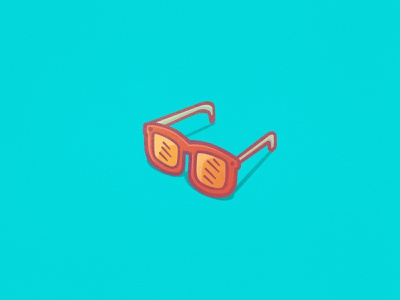 Sunglasses - Summer Icons sunglasses summer clipart icon design icons doodle hand drawn